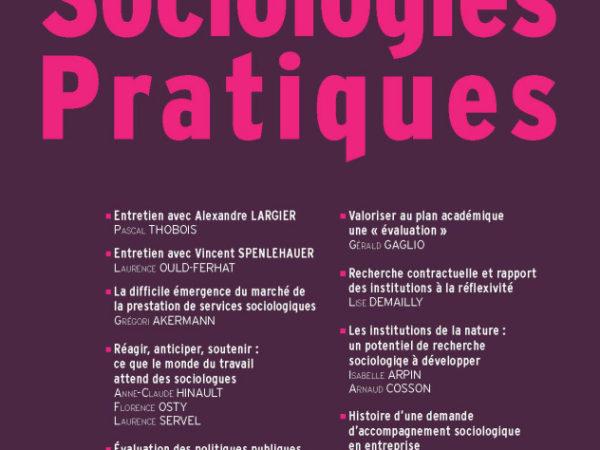 Sociologies Pratiques 36